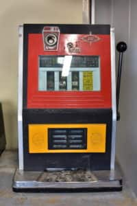 Vintage slot-machine